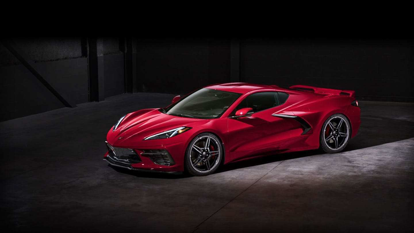64 New 2020 Chevrolet Corvette Mid Engine Spy Shoot