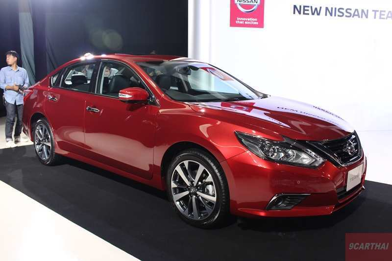 64 New Nissan Teana 2020 Photos