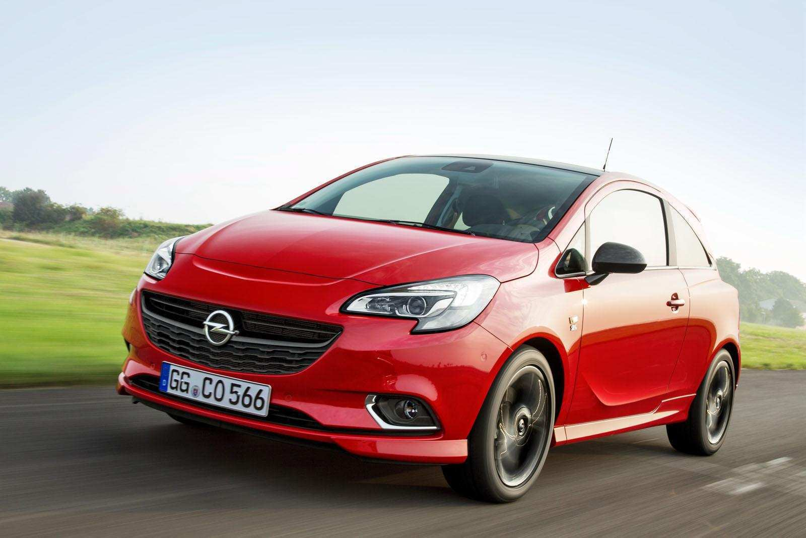 64 New Opel Will Launch Corsa Ev In 2020 Research New