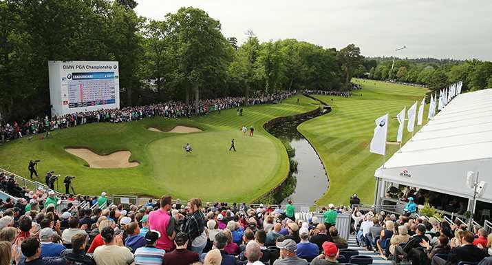 64 The 2019 Bmw Pga Chionship History