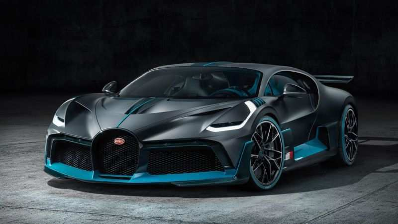 64 The 2019 Bugatti Chiron Sport Top Speed Speed Test