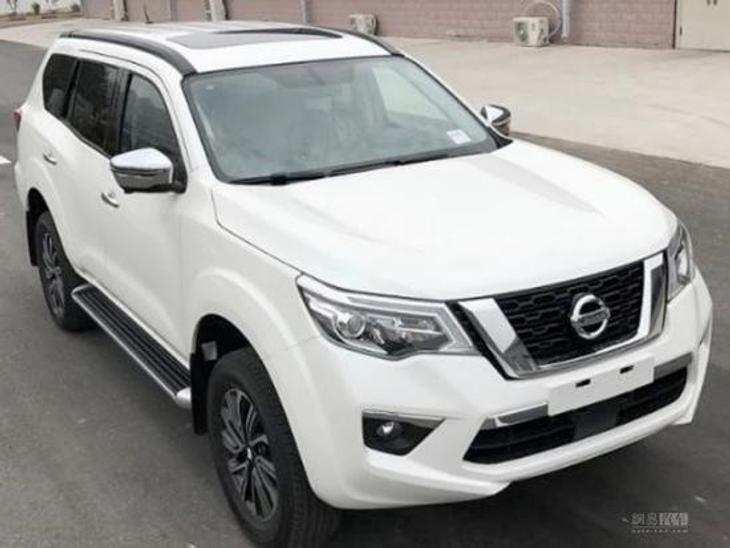 64 The 2019 Nissan Pathfinder Spy Shots New Model And Performance