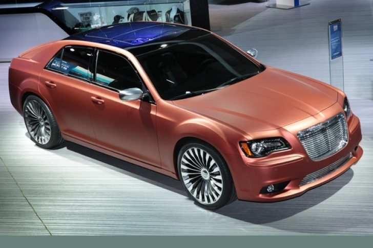 64 The Best 2019 Chrysler 300 Release Date Rumors