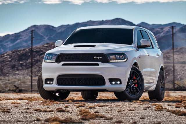 64 The Best 2019 Dodge Durango Srt Release Date Performance