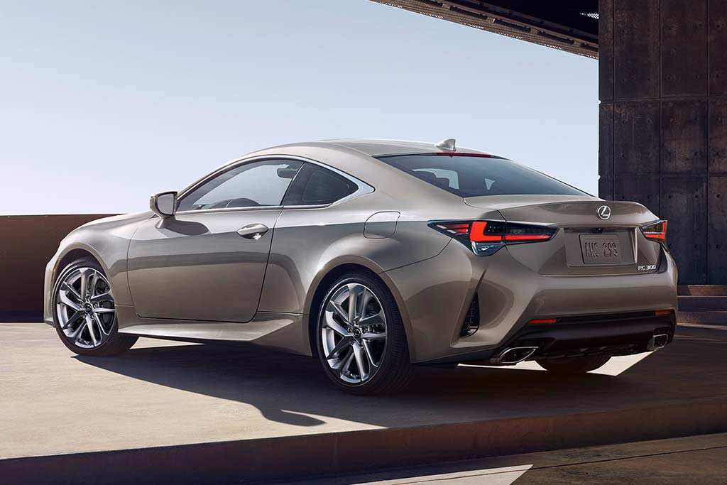 64 The Best 2019 Lexus Rc Concept