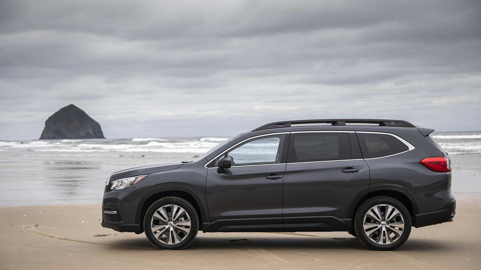 64 The Best 2019 Subaru Ascent News Redesign And Review