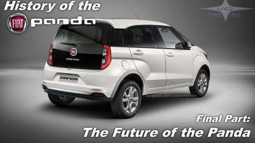 64 The Best 2020 Fiat Panda Redesign And Review