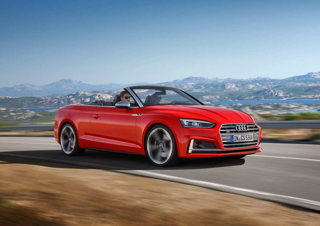 64 The Best Audi Convertible 2020 Review