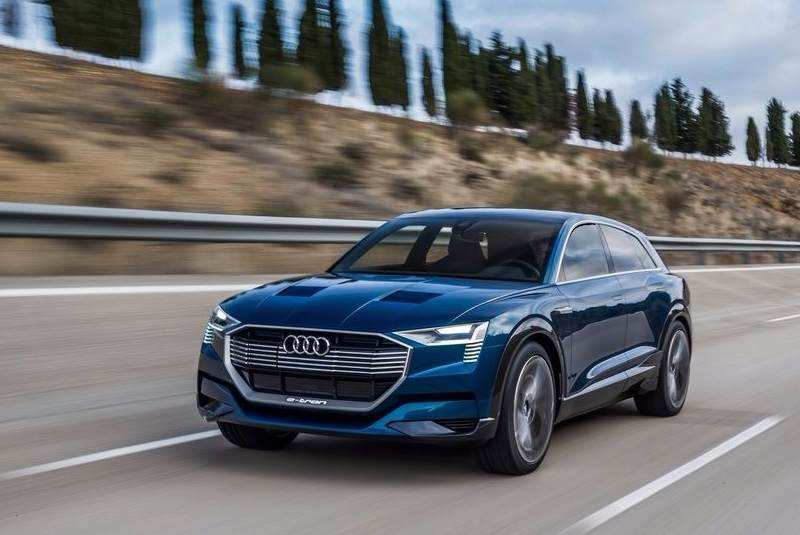 64 The Best Audi New Electric Car 2020 Redesign