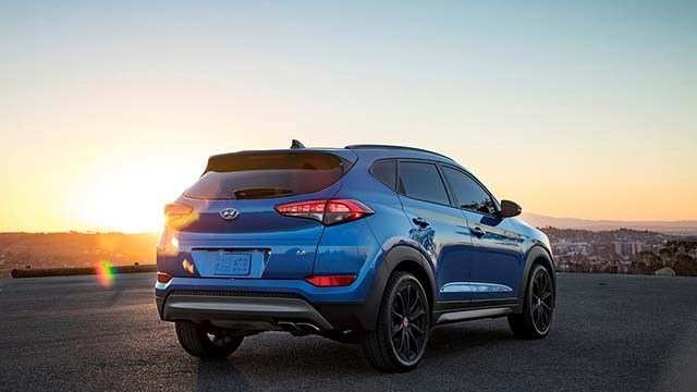 64 The Best Hyundai Tucson 2020 Review Redesign