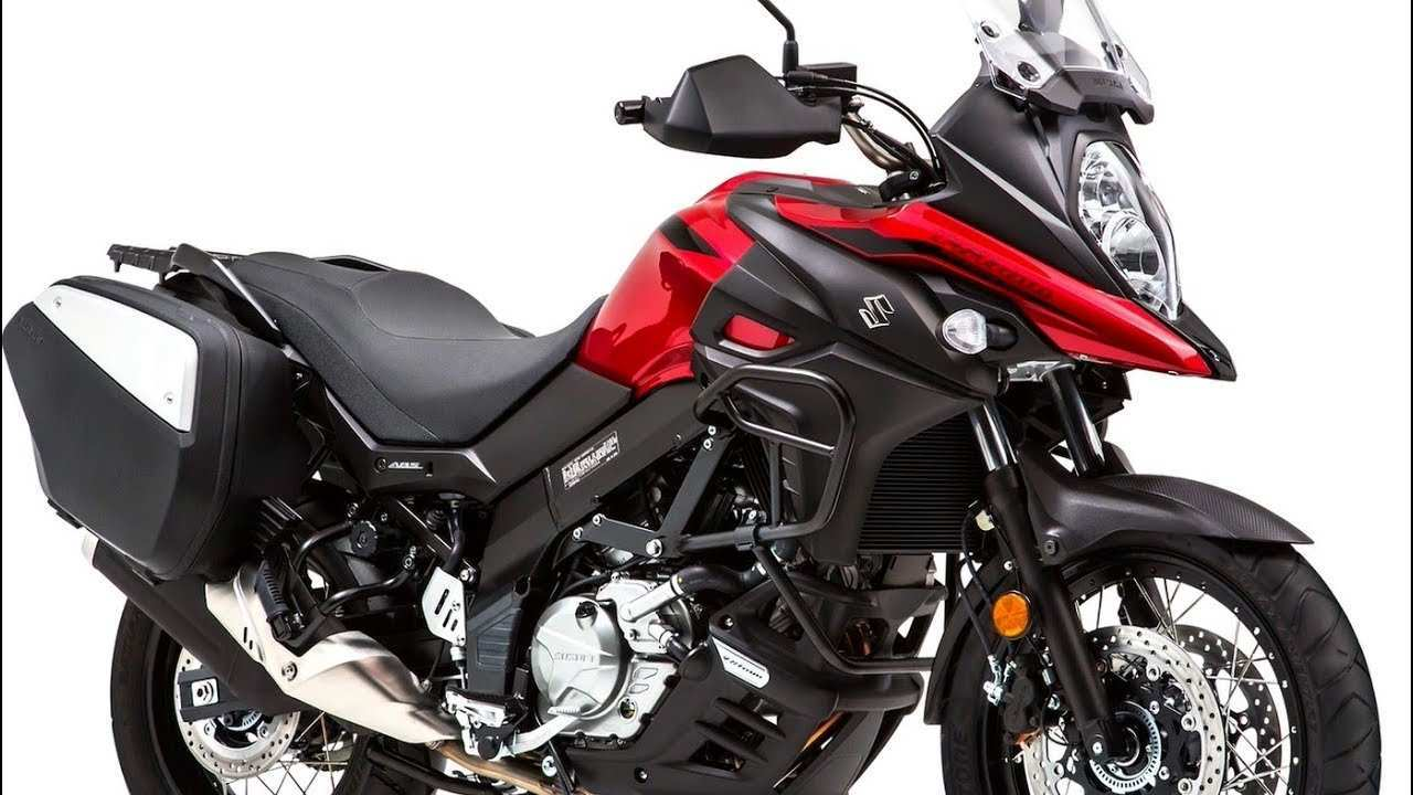 64 The Best Suzuki V Strom 2019 Images