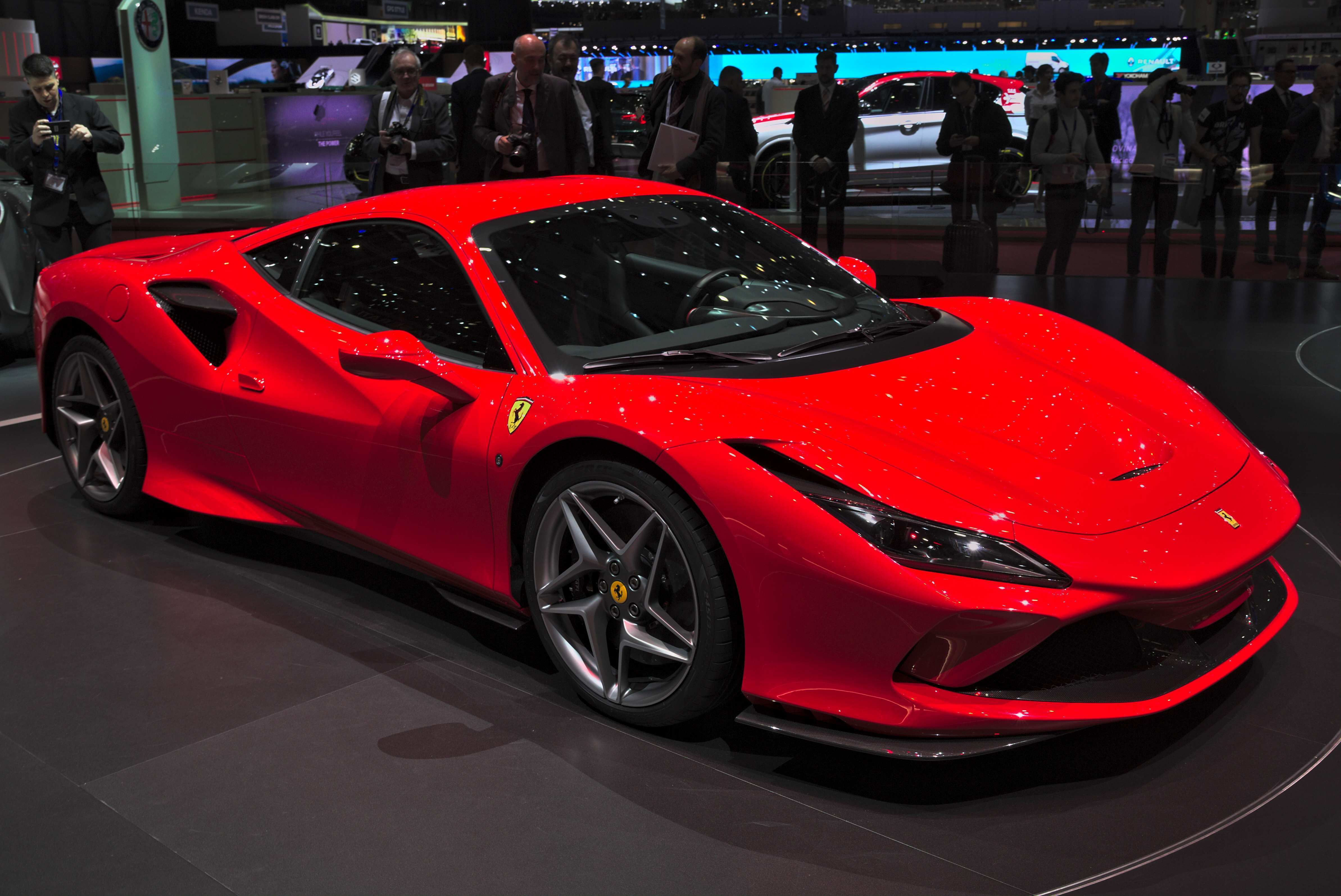 64 The Ferrari D 2020 Concept And Review