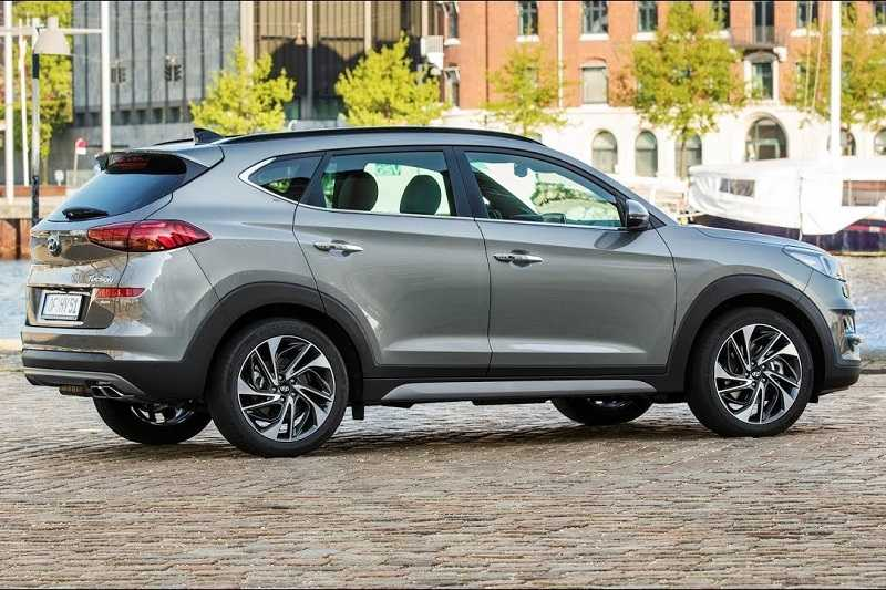 64 The Hyundai Tucson 2019 Facelift Performance and New Engine