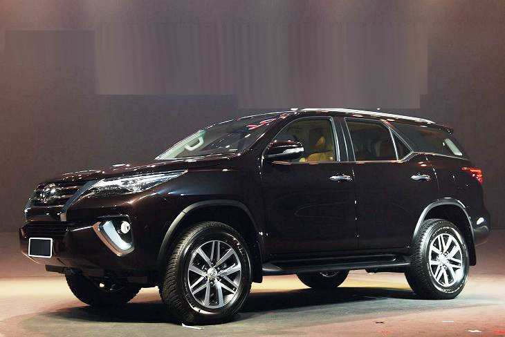 64 The Toyota Fortuner 2020 Redesign and Review
