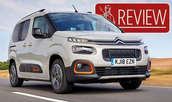 65 A 2019 Citroen Berlingo Price And Release Date