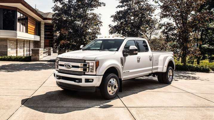 65 A 2019 Ford Super Duty Diesel Review