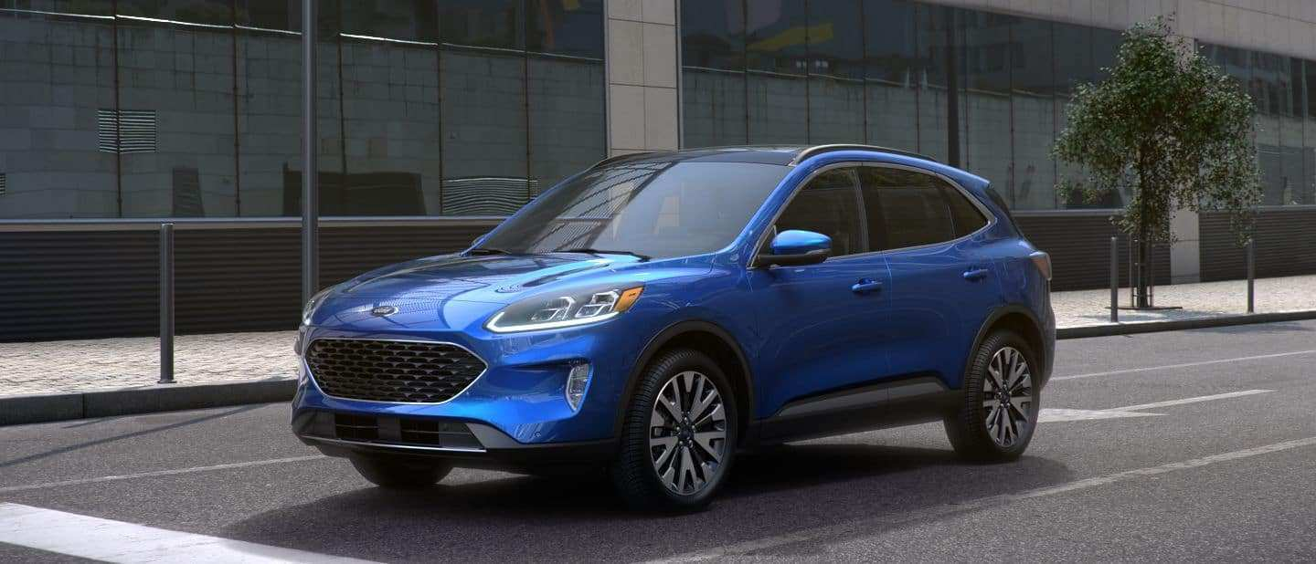 65 A 2020 Ford Crossover Exterior And Interior