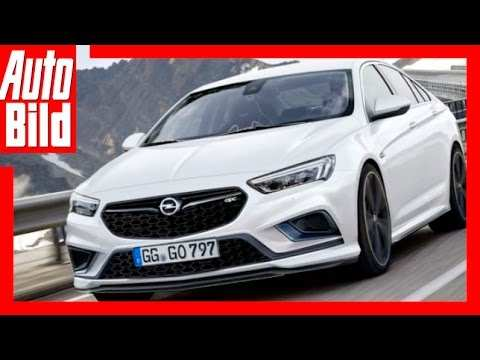 65 A Opel Insignia Opc 2020 Spy Shoot