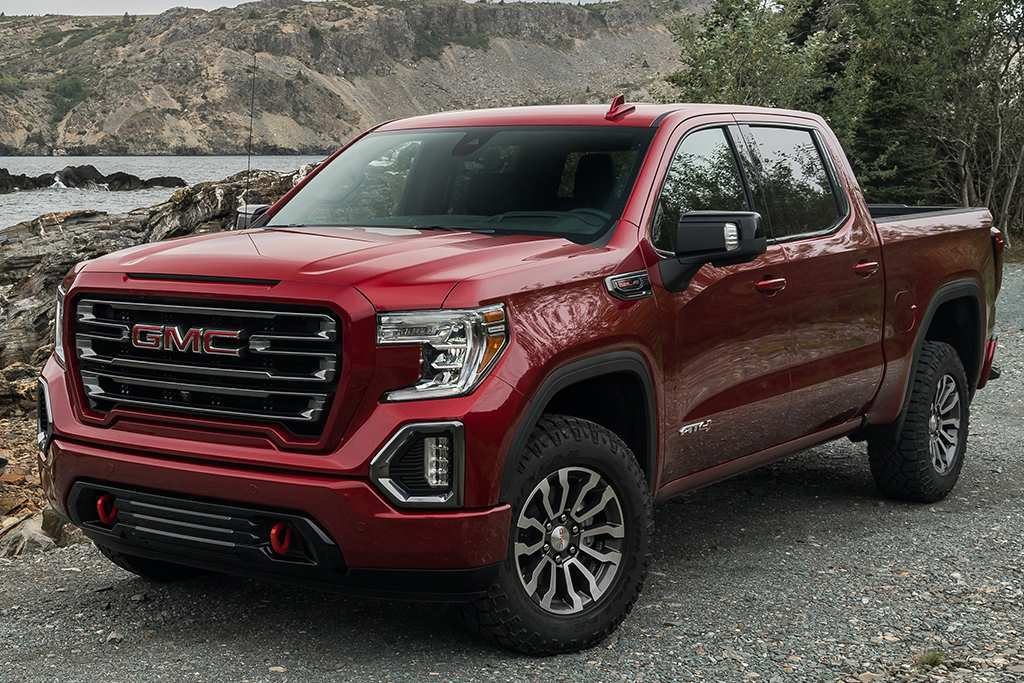 65 All New 2019 Gmc Engine Options Release Date