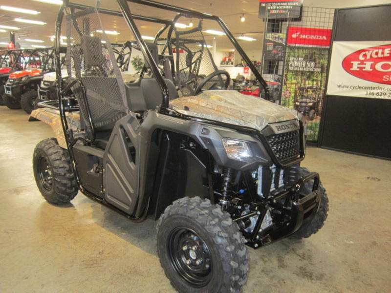 65 All New 2019 Honda Pioneer 500 Overview
