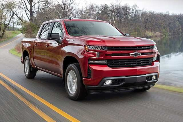 65 All New Chevrolet Avalanche 2020 Picture