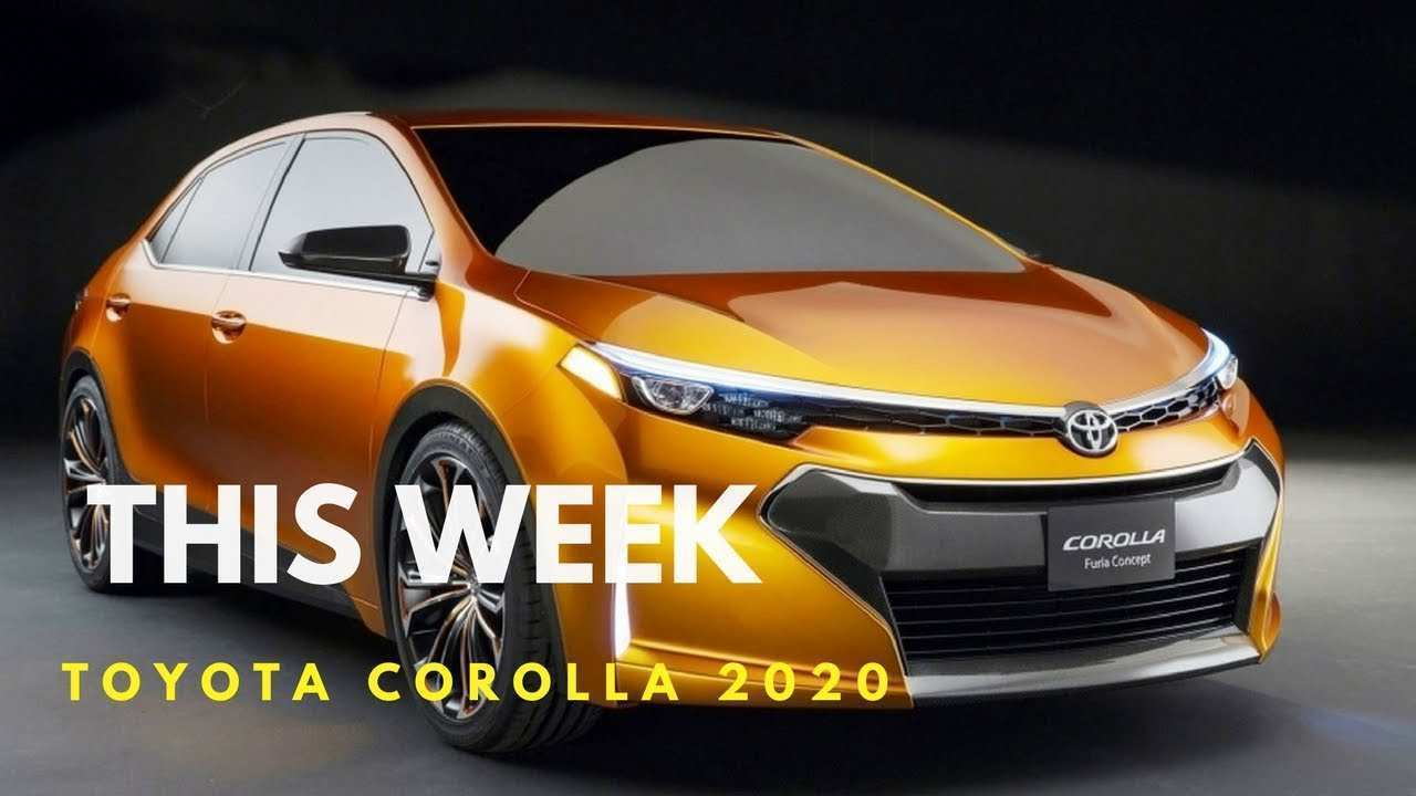 65 All New Toyota Modelle 2020 Pricing