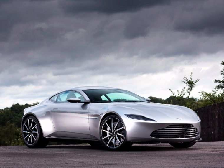 65 Best 2019 Aston Martin Vantage Review Model