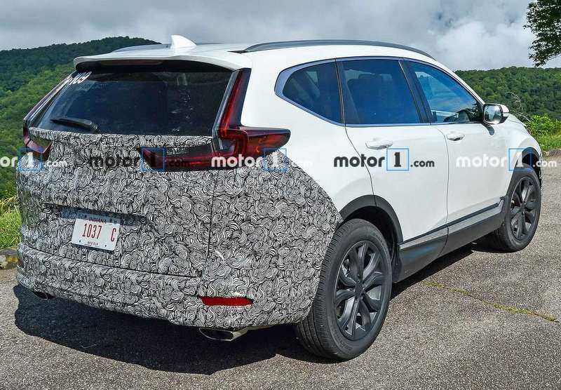 65 Best 2020 Honda Cr V Release