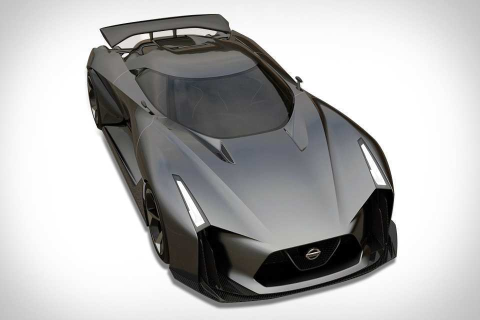 65 New 2020 Nissan Gran Turismo Release Date And Concept