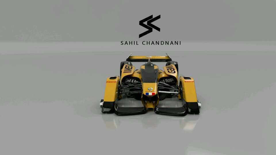 65 New Renault 2020 F1 Redesign And Concept