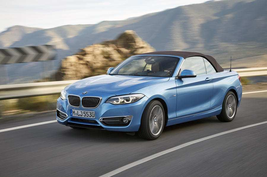 65 The 2019 Bmw 2 Series Convertible New Concept