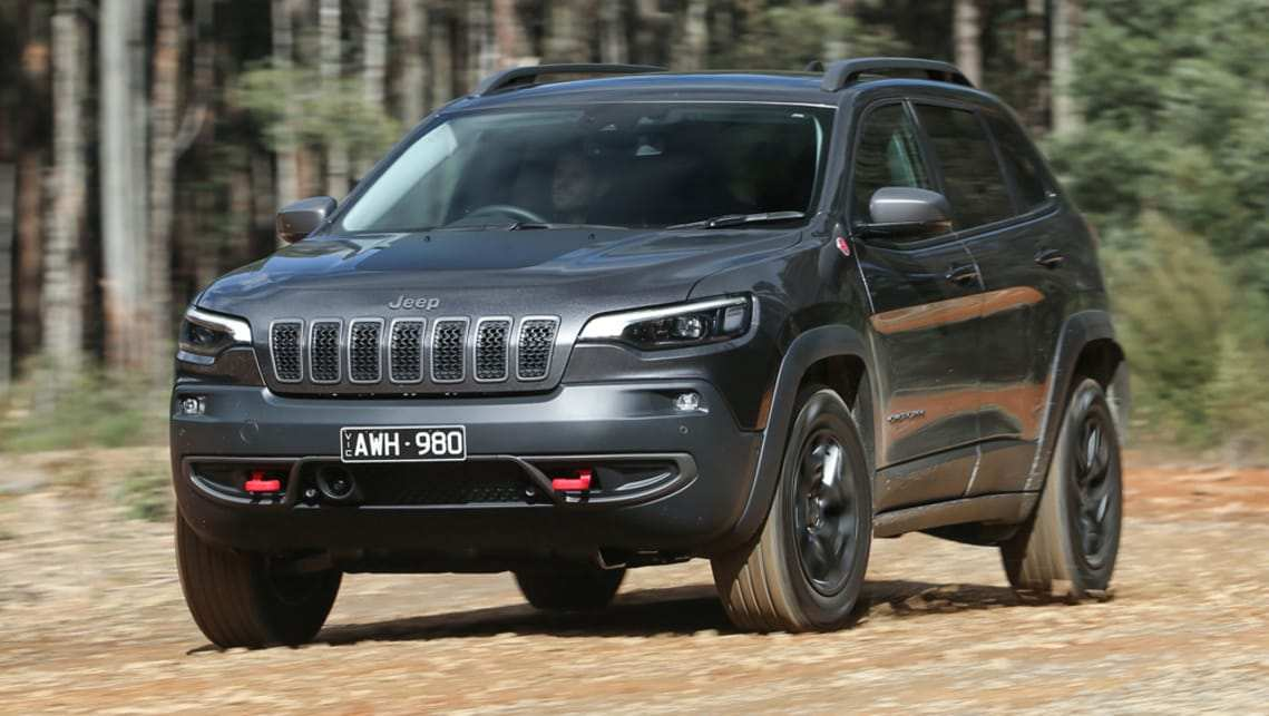 65 The 2019 Jeep Cherokee Kl Model