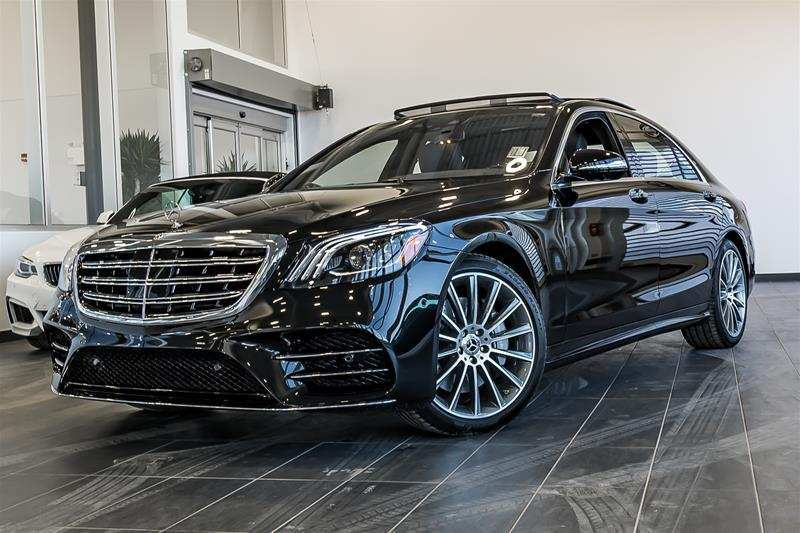65 The 2019 Mercedes Benz S Class Redesign And Concept
