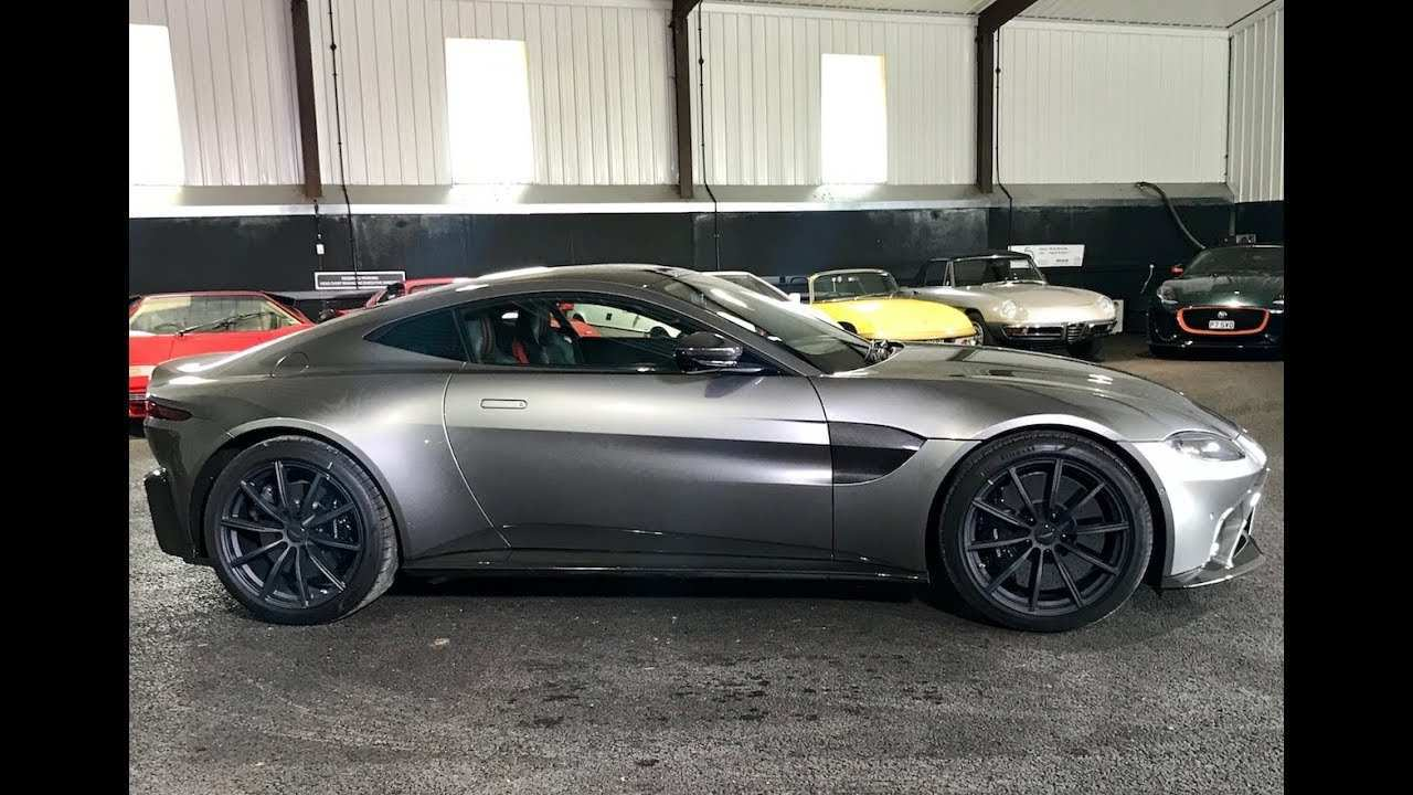 65 The Best 2019 Aston Martin Vantage Review Price And Release Date