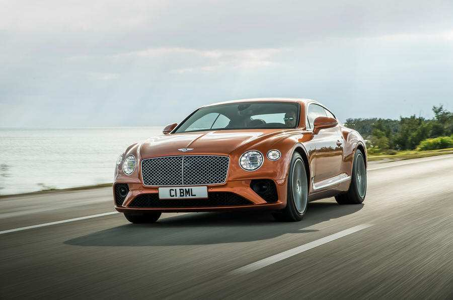 65 The Best 2019 Bentley Continental Gt V8 Picture
