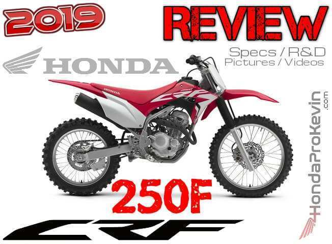65 The Best 2019 Honda 250F Ratings