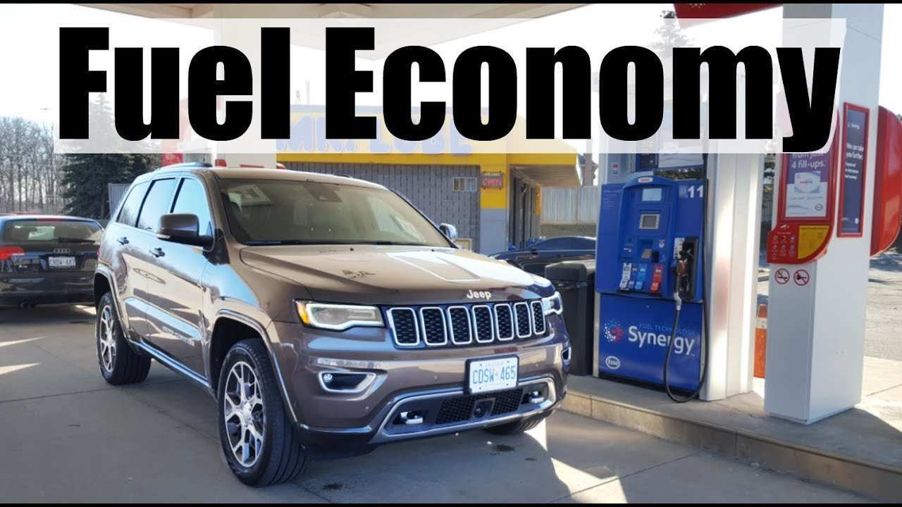 65 The Best 2019 Jeep Diesel Mpg Interior