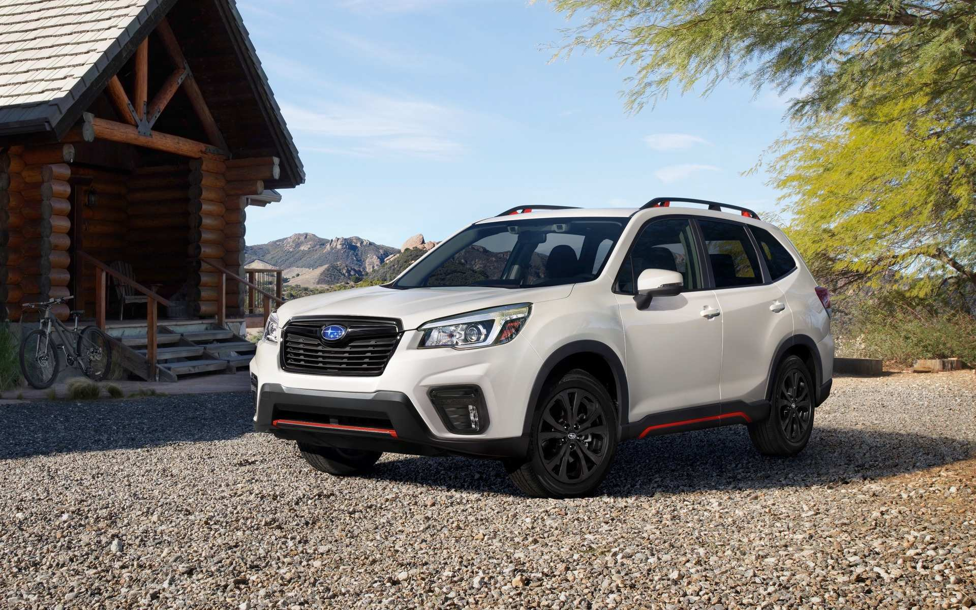 65 The Best 2019 Subaru Forester Design Price And Release Date