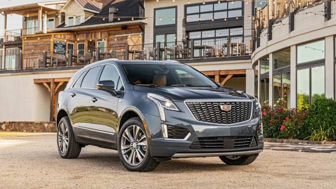 65 The Best 2020 Cadillac Xt5 Pictures Wallpaper