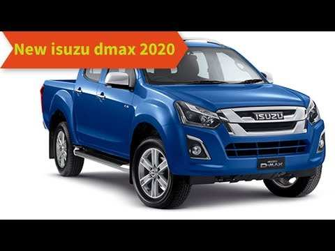 65 The Best 2020 Isuzu Release Date