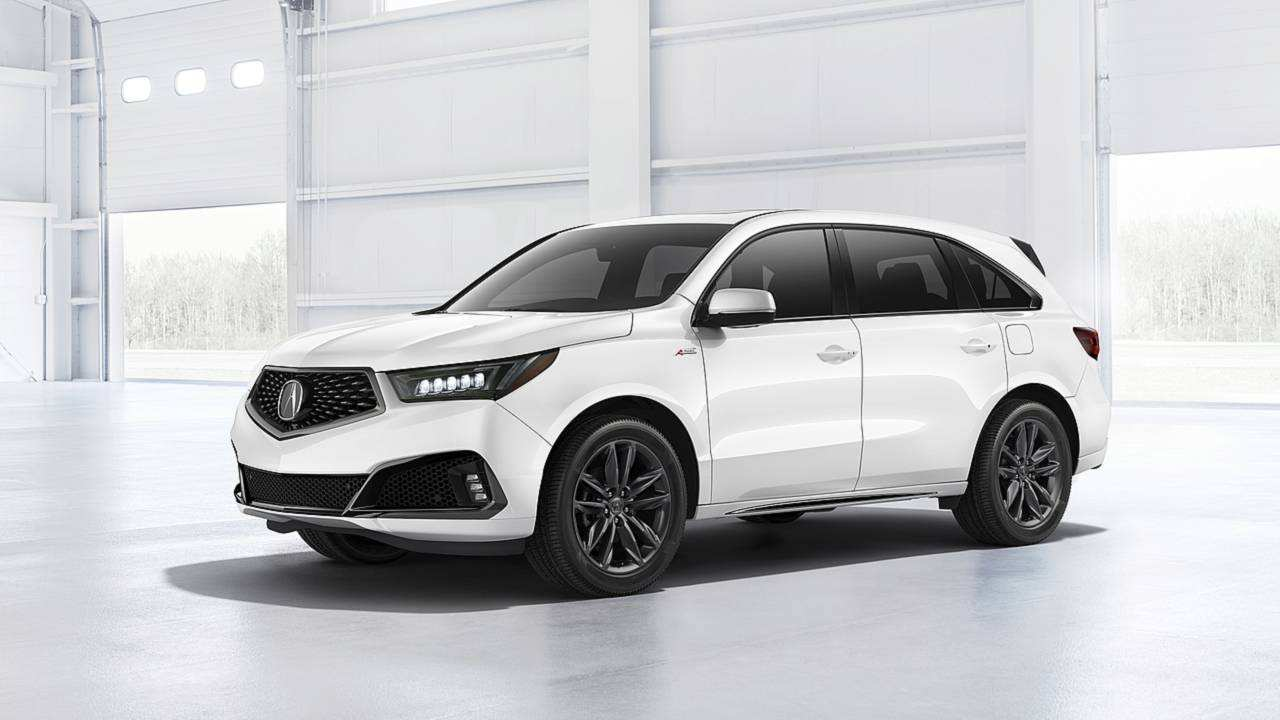 65 The Best Acura Mdx 2020 Release Model