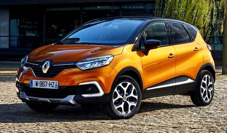 65 The Best Renault Kaptur 2019 Performance And New Engine