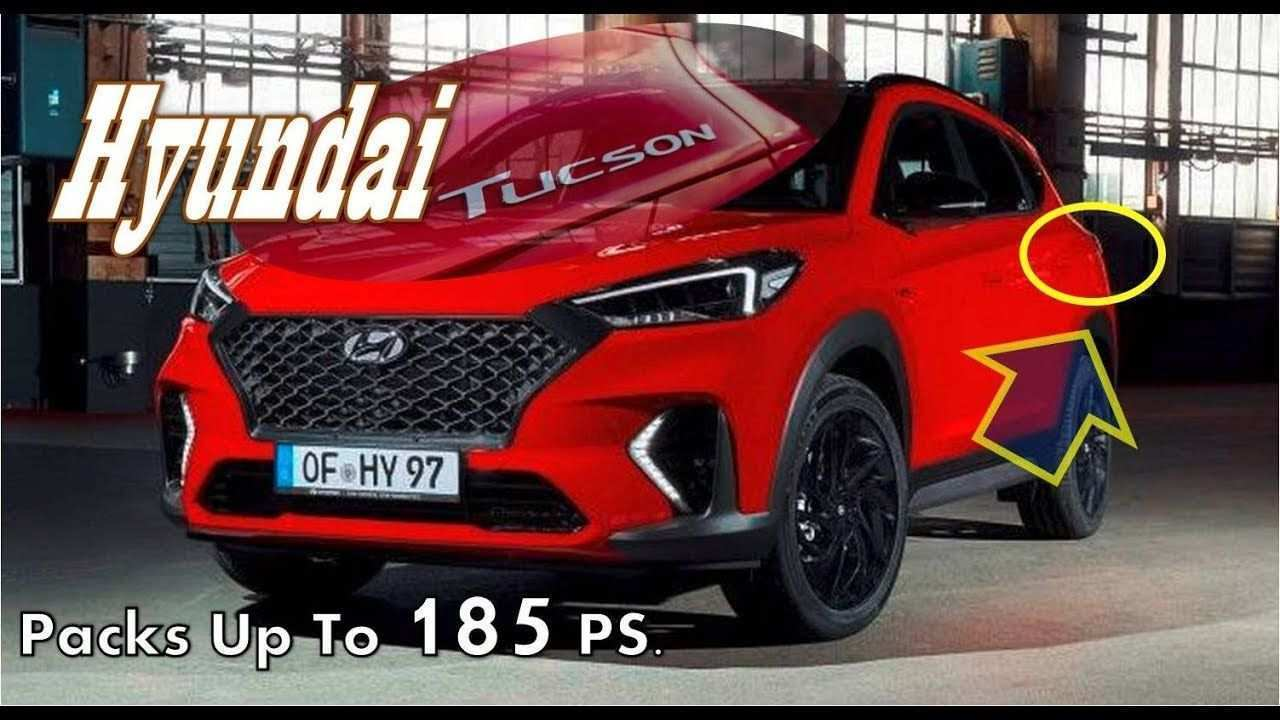 65 The Hyundai Tucson N Line 2020 Model