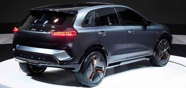 65 The Kia Niro 2020 New Concept