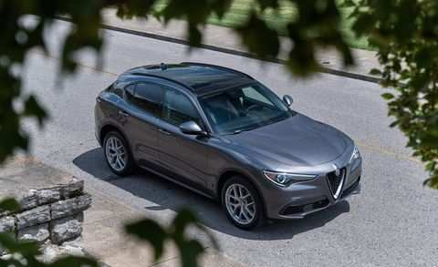 66 A 2019 Alfa Romeo Stelvio Release Date Price Design And Review