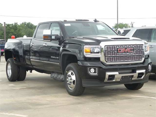 66 A 2019 Gmc 3500 Dually Denali Speed Test