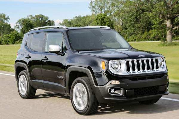 66 A 2019 Jeep Renegade Review New Model And Performance