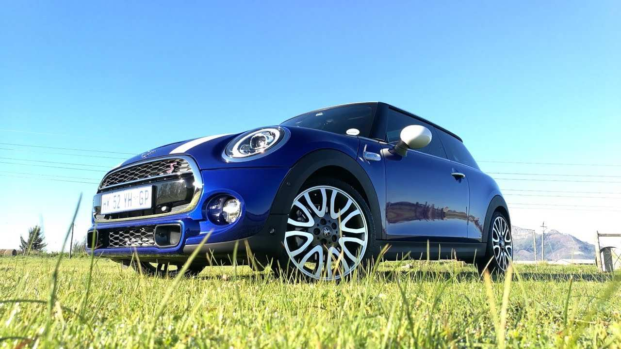 66 A 2019 Mini Lci Redesign And Concept