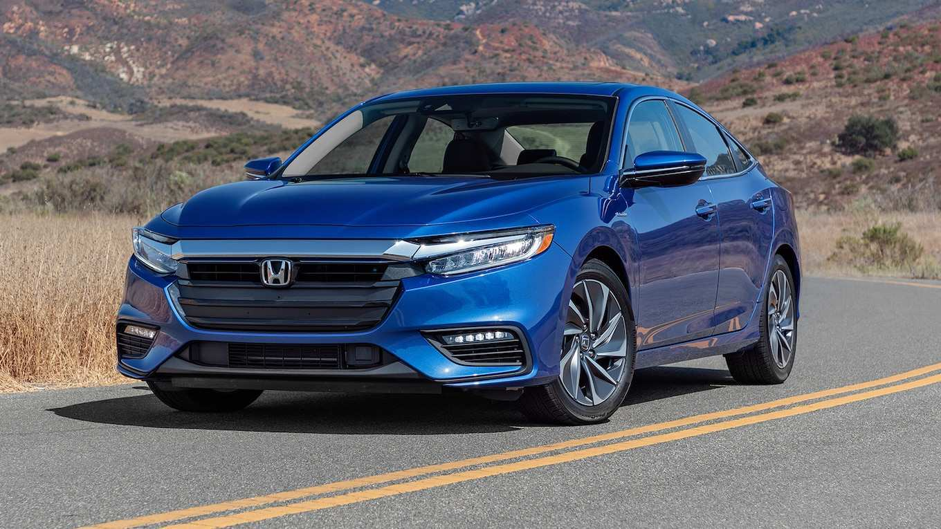 66 A Honda Insight Hatchback 2020 Release Date And Concept