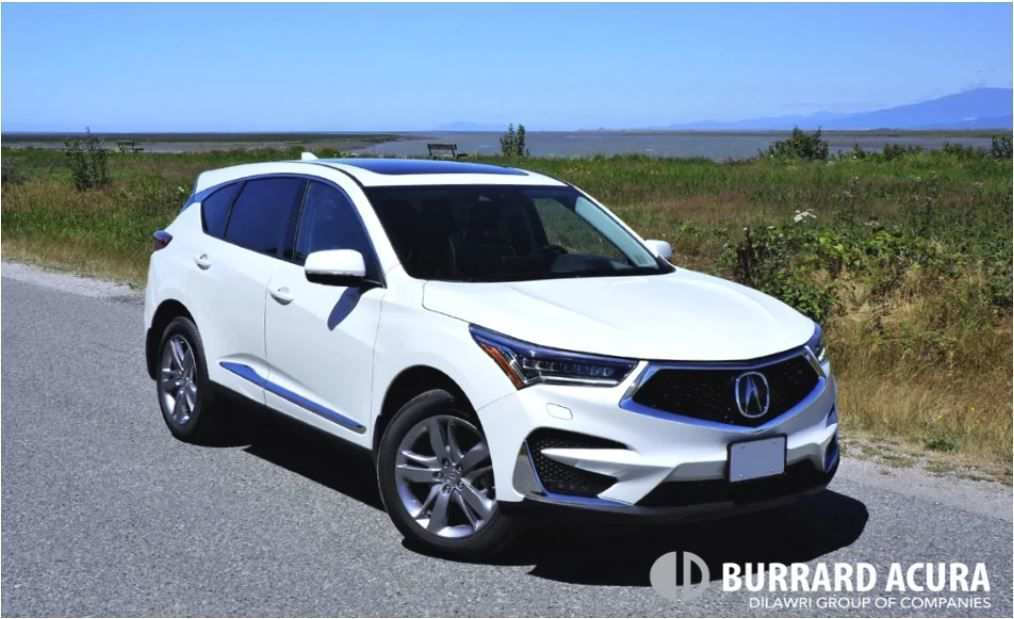 66 All New 2019 Acura Rdx Release Date Research New